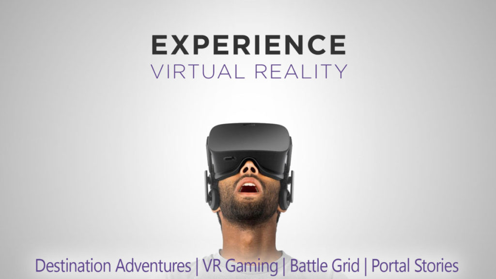 VR Virtual Reality Experience