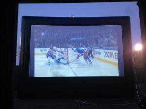 2014 stanley cup movie screen