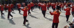 pipe marching band