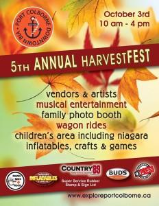 Port Colborne Harvest Festival